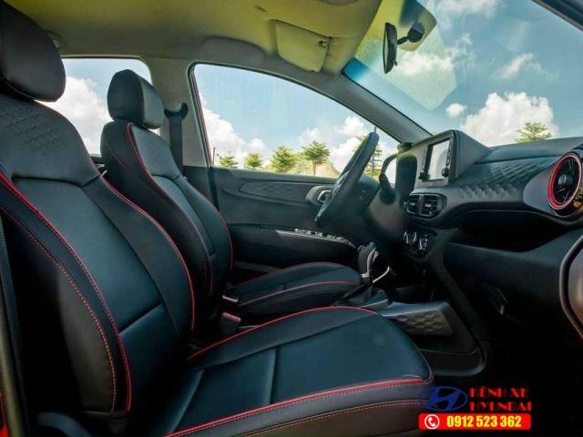 Ghế da Hyundai i10
