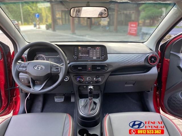 Nội thất Hyundai i10