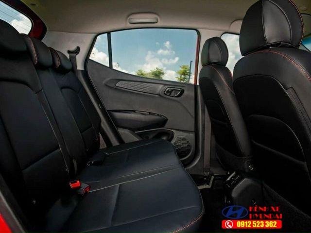 Hàng ghế sau Hyundai i10