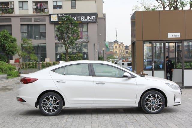 Thân xe Hyundai Santafe 2021