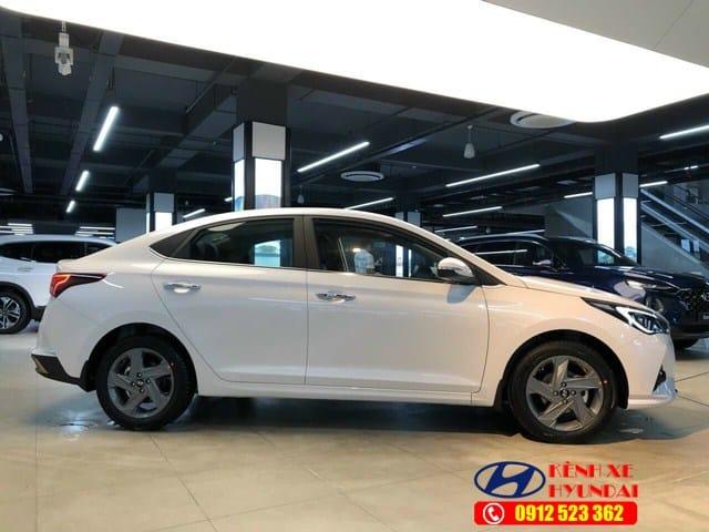 Thân xe Hyundai Accent
