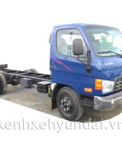 Hyundai hd72 dong vang