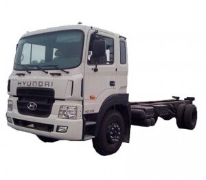 Hyundai hd170 8,5 tan