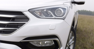 Cum den truoc Hyundai-SantaFe-2016