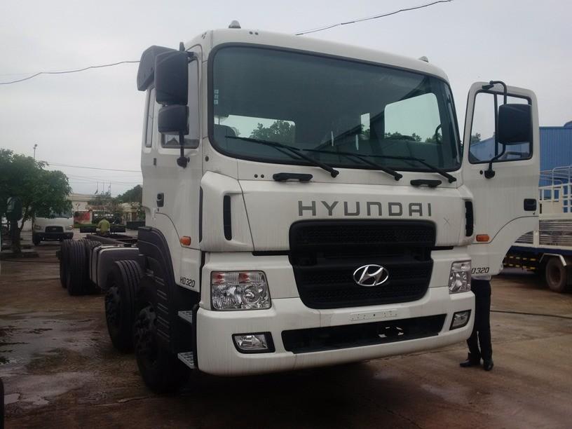 hyundai hd320 1