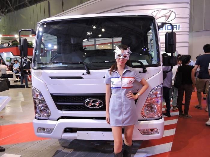 Hyundai mighty QT 2