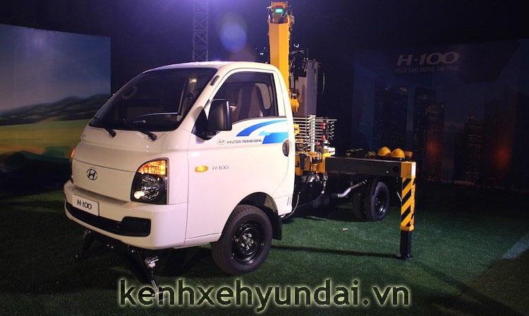 Hyundai H100 lap cau 2