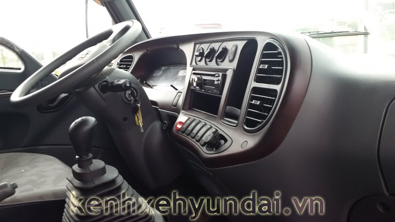 noi that xe tai hyundai hd99 mui bat