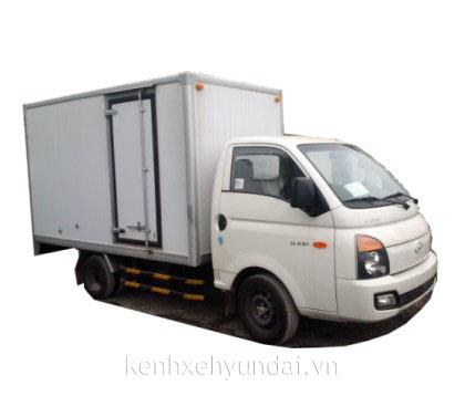 hyundai h100 thung kin composit