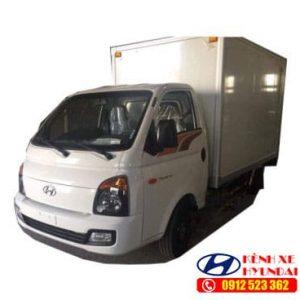 Hyundai H150 thùng kín Composite