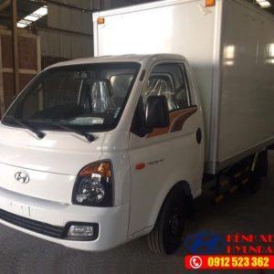 hyundai new porter 150 thung kin composite