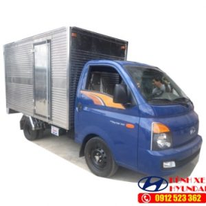 Hyundai New Porter 150 thùng kín inox