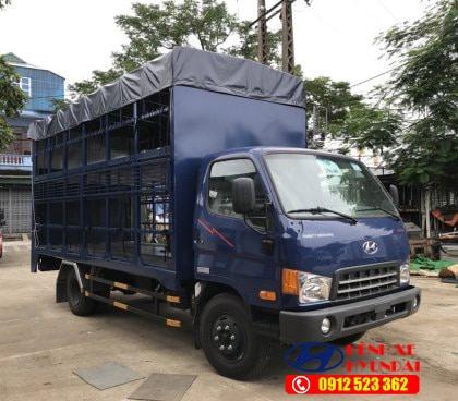 hyundai hd700 dong vang cho xe may kenhxehyundai