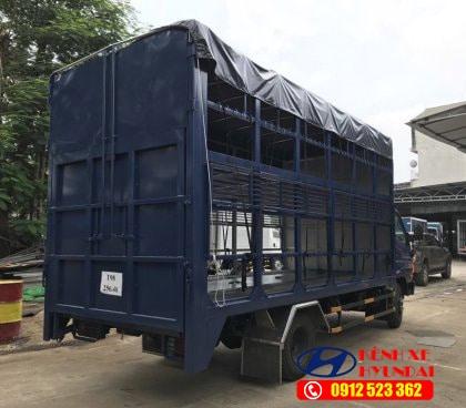 khung thung cho xe may hd700 dong vang kenhxehyundai