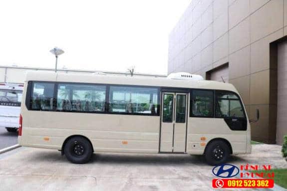 Cabin xe Hyundai County Thanh Cong kenhxehyundai