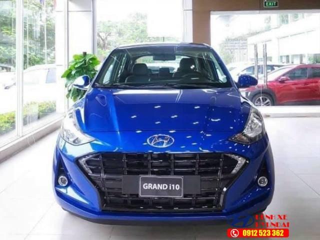 Mặt ga lăng Hyundai Grand i10