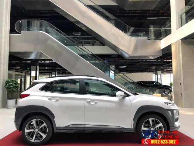 Thân xe Hyundai Tucson 2021