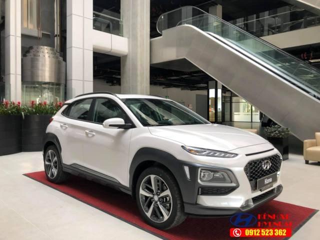 Cụm đèn trước LED Hyundai Kona 2021