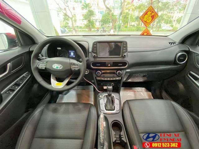 Nội thất Hyundai Kona