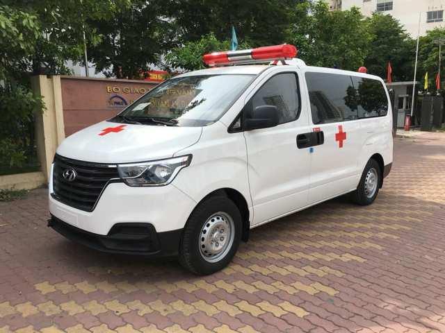 Xe cứu thương Hyundai Starex