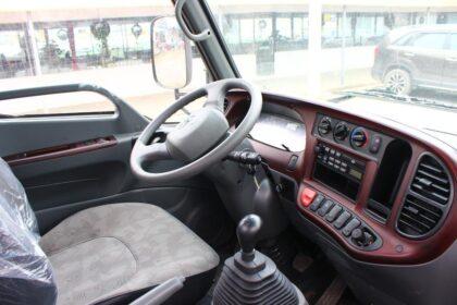 Nội thất Hyundai HD600 Đồng Vàng