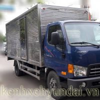 Xe tải 7Tấn Hyundai HD700 Đồng Vàng