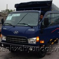 Xe tải 6,5Tấn Hyundai HD99