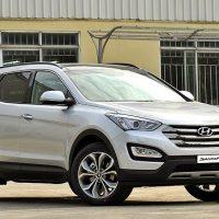 Ra mắt Hyundai SantaFe 2016