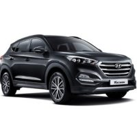 Hyundai Tucson Bản Đặc Biệt Màu Đen