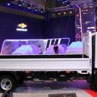 Xe tải Hyundai Mighty QT ra mắt tại Việt Nam