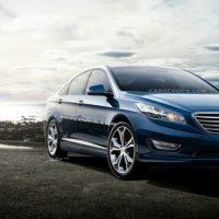 Hyundai Sonata thế hệ mới lộ diện