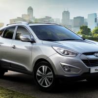 Hyundai Tucson model 2014 nhập khẩu