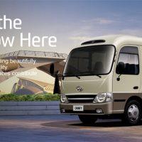 Ưu điểm xe khách Hyundai County Đô Thành