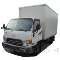 Xe tải Hyundai HD72 3,5T Thùng Bảo Ôn