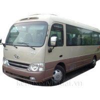 Xe khách 29 chỗ Hyundai County Đô Thành Ghế 1-3