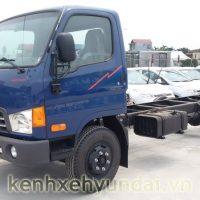 HD700 Đồng Vàng Hyundai 7 tấn đánh giá chất lượng xe tải