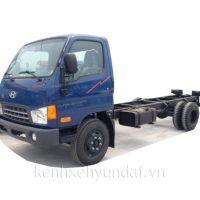Xe tải Hyundai HD700 Đồng Vàng Chassis 7 Tấn