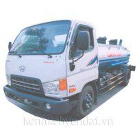 Xe tải Hyundai HD800 Veam Xi téc Chở Xăng Dầu 9m3