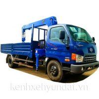 Xe tải Hyundai HD800 Veam 8 Tấn Gắn Cẩu