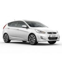 Hyundai Accent 5 Cửa Màu Trắng