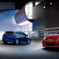 Hyundai Accent +1 phong cách Accent 5 cửa