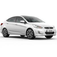 Hyundai Accent 1.4 AT Màu Trắng