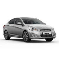 Hyundai Accent 1.4 AT Màu Bạc