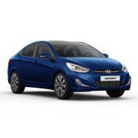 Hyundai Accent 1.4 AT Màu Xanh