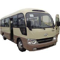 Xe khách 29 chỗ Hyundai County Đồng Vàng Ghế 1-3 Thường
