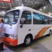 Xe khách Hyundai County thân dài Limousine Đô Thành chính thức ra mắt