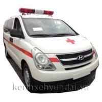 Hyundai Starex Cứu Thương Máy Dầu