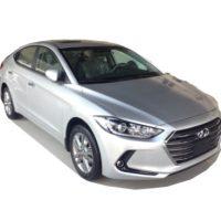 Hyundai Elantra 1.6 AT Màu Bạc