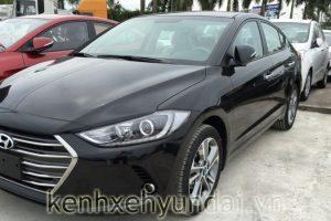 Giới thiệu xe Hyundai Elantra 2.0 AT số tự động