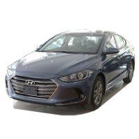 Hyundai Elantra 1.6 AT Màu Xanh Đá